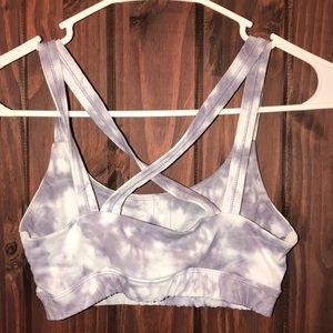 Aeropostale Intimates & Sleepwear - White and gray sports bra
